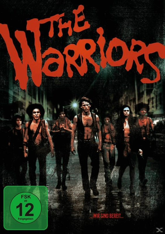 The Warriors - (DVD)
