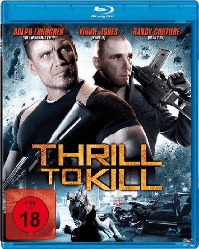 Thrill To Kill - (Blu-ray)