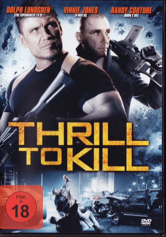 Thrill To Kill - (DVD)