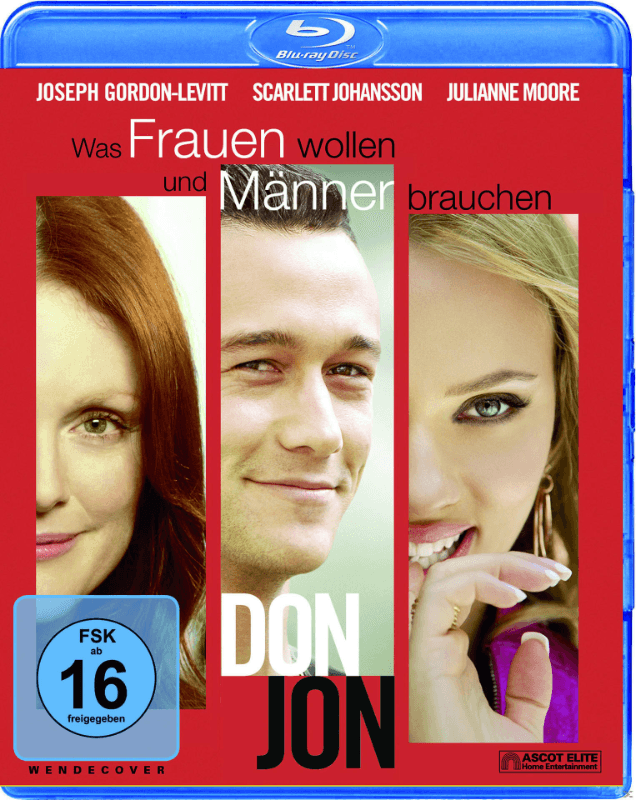 Don Jon Komödie Blu-ray