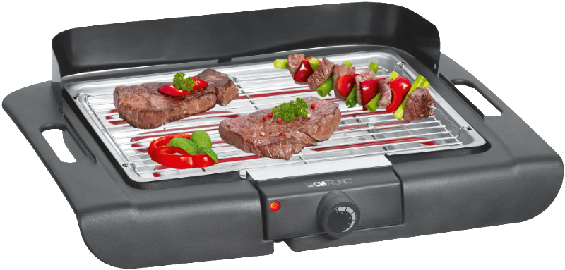 CLATRONIC BQ 3507 Barbeque-Tischgrill
