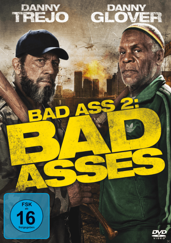 Bad Ass 2: Bad Asses Action DVD