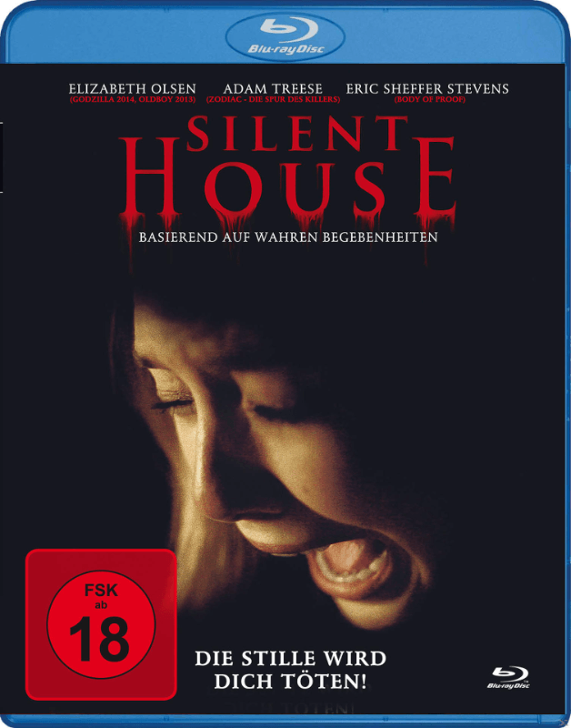 SILENT HOUSE - (Blu-ray)