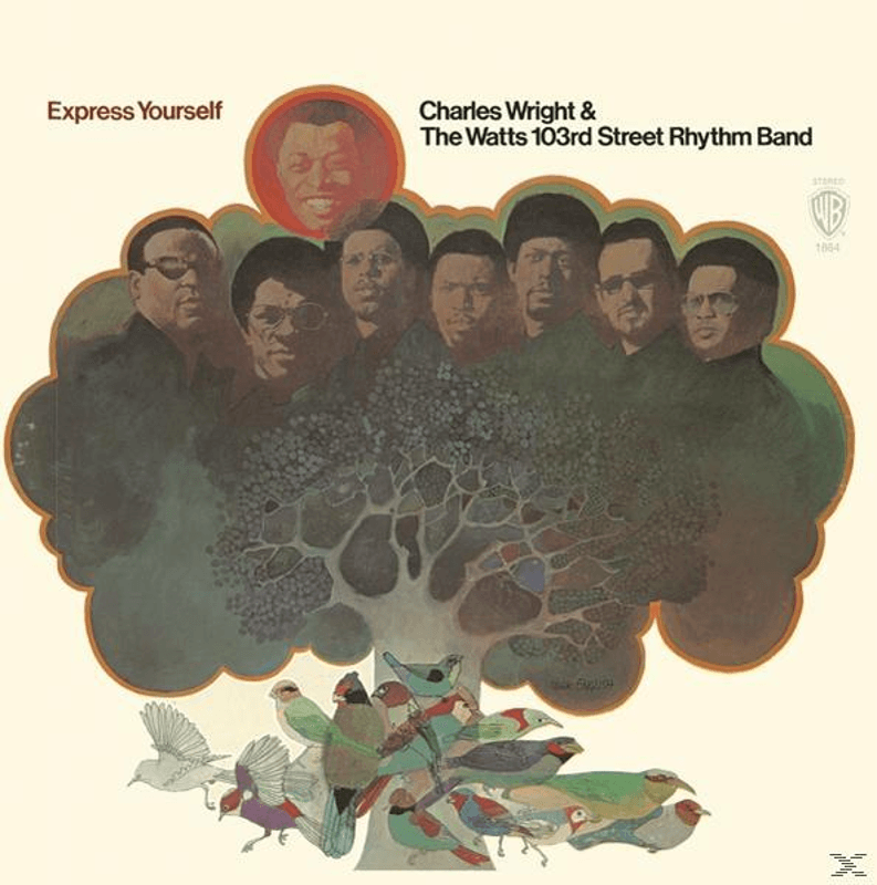 Charles&The Watts 103rd Wright - Express Yourself Street Rhythm Band - (CD)