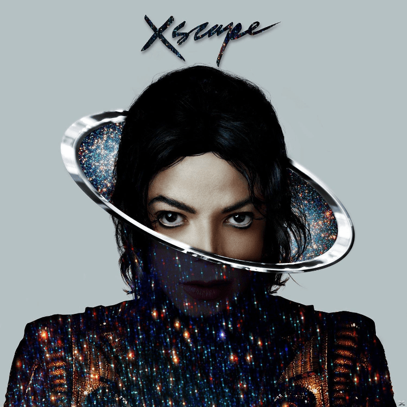 Michael Jackson Xscape Pop CD
