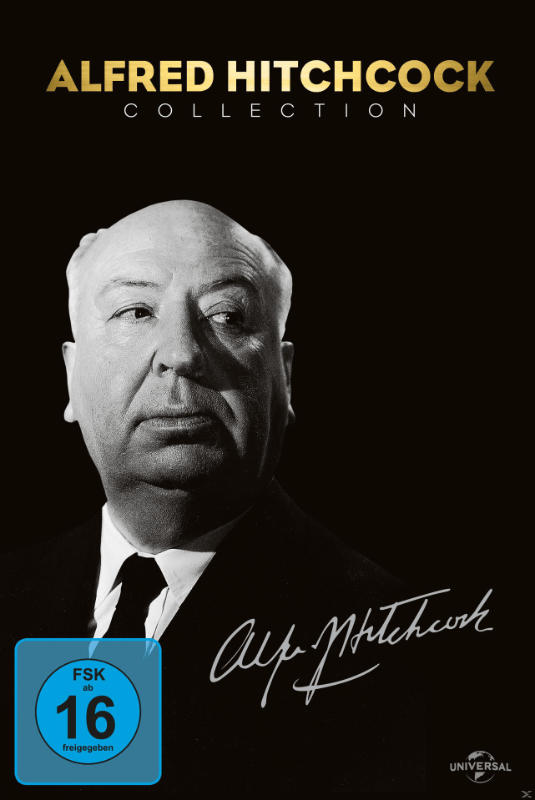 Alfred Hitchcock Collection Klassiker DVD