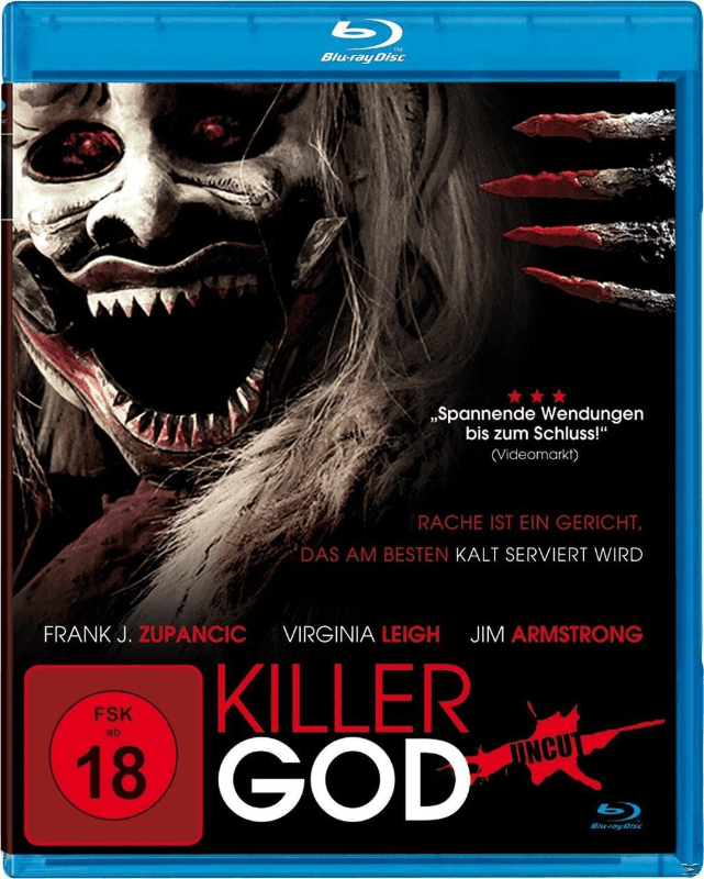 Killer God - (Blu-ray)