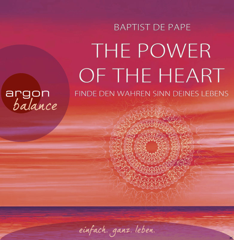 The Power of the Heart - 4 CD - Sachbuch