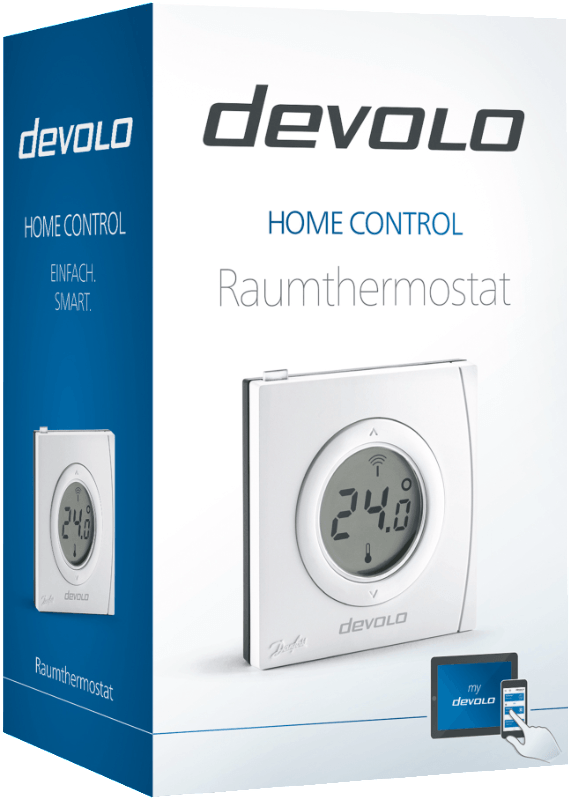 Home Control Raumthermostat
