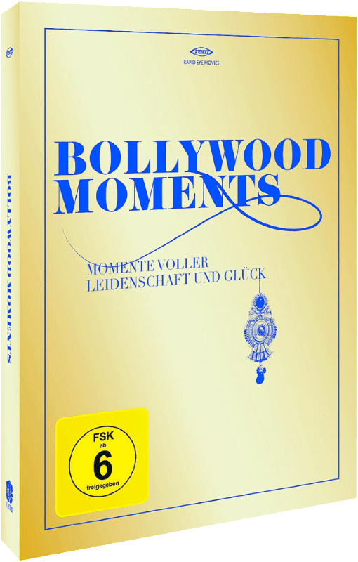 Bollywood Moments Komödie DVD