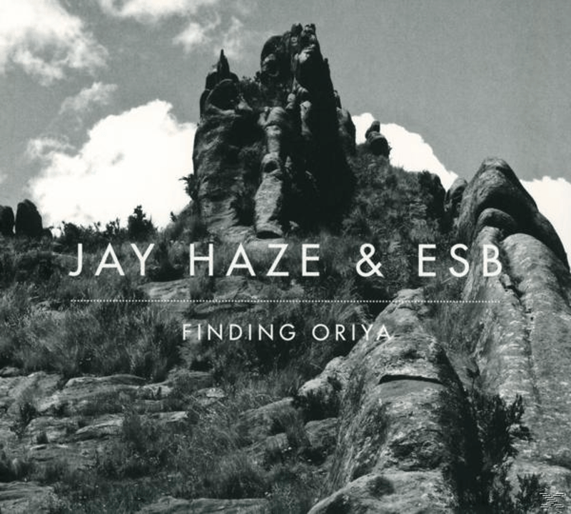 Jay Haze & Esb - Finding Oriya - (CD)