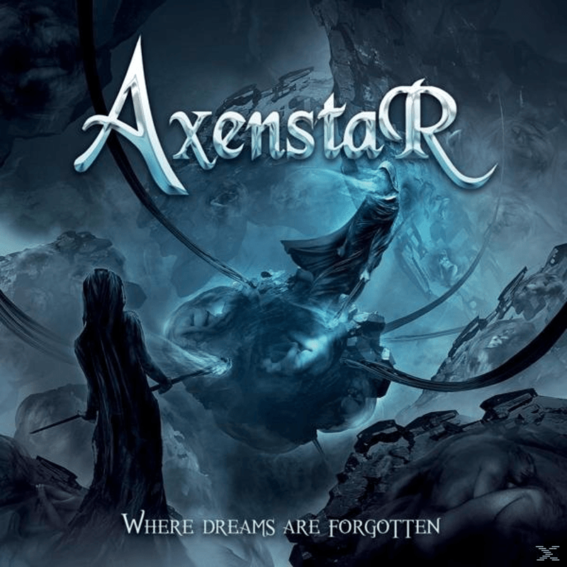 Axenstar - Where Dreams Are Forgotten - (CD)