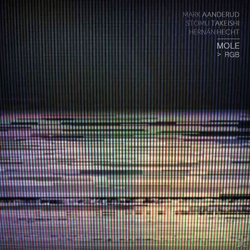 The Mole - RGB - (CD)