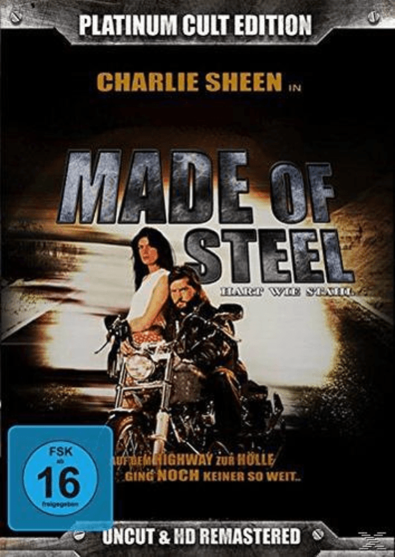 Made of Steel - (DVD)