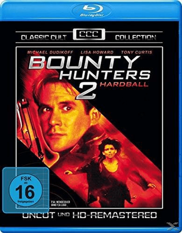 Hardball (Bounty Hunters 2) - Special Uncut Edition - (Blu-ray)