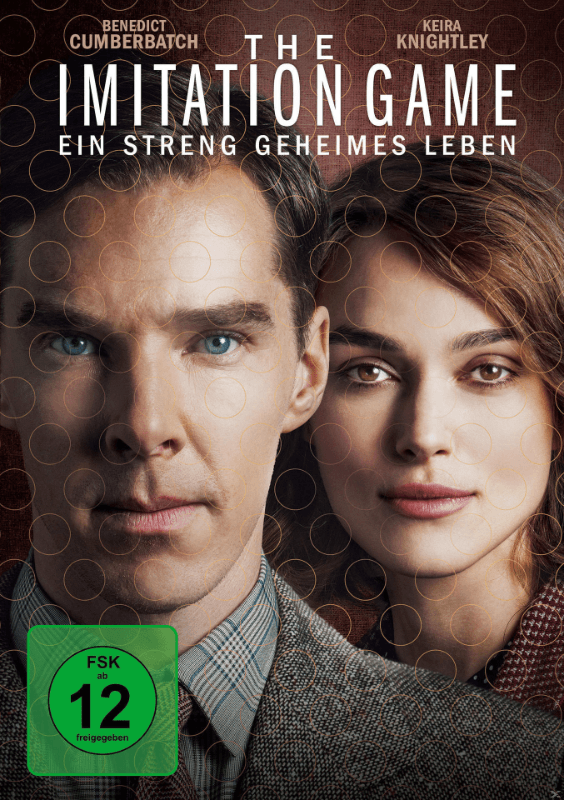 The Imitation Game - Ein streng Geheimes Leben - (DVD)