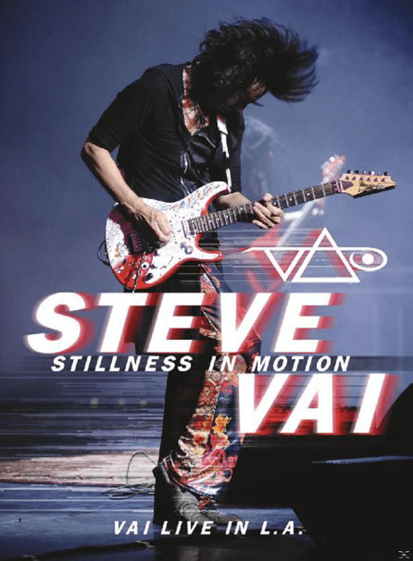 Steve Vai - Stillness in Motion: Vai Live in l.a. - (DVD)
