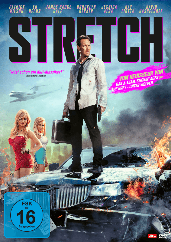 Stretch - (DVD)