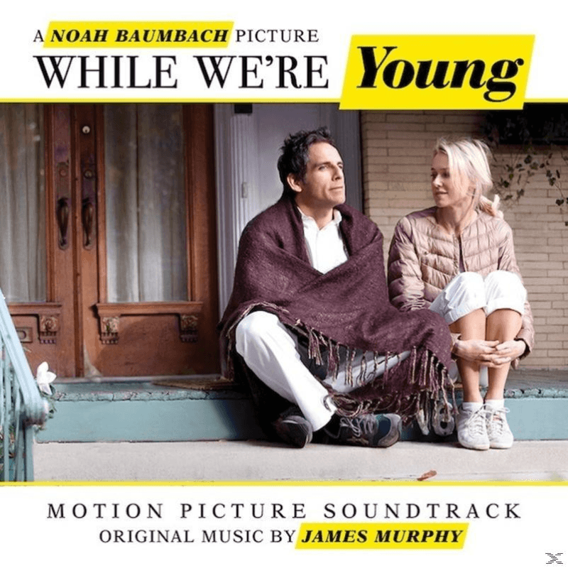 OST/Murphy, James - While We´re Young - (1 CD)