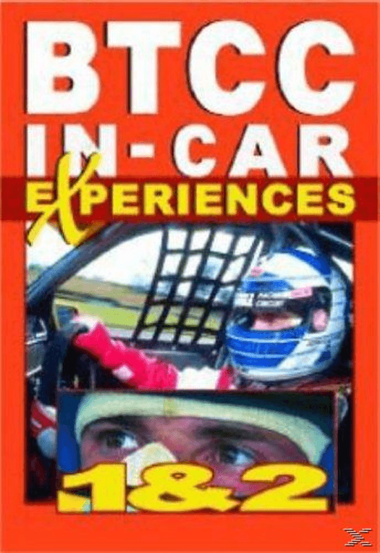 Btcc in-Car Experiences - 1 and 2 - (DVD)