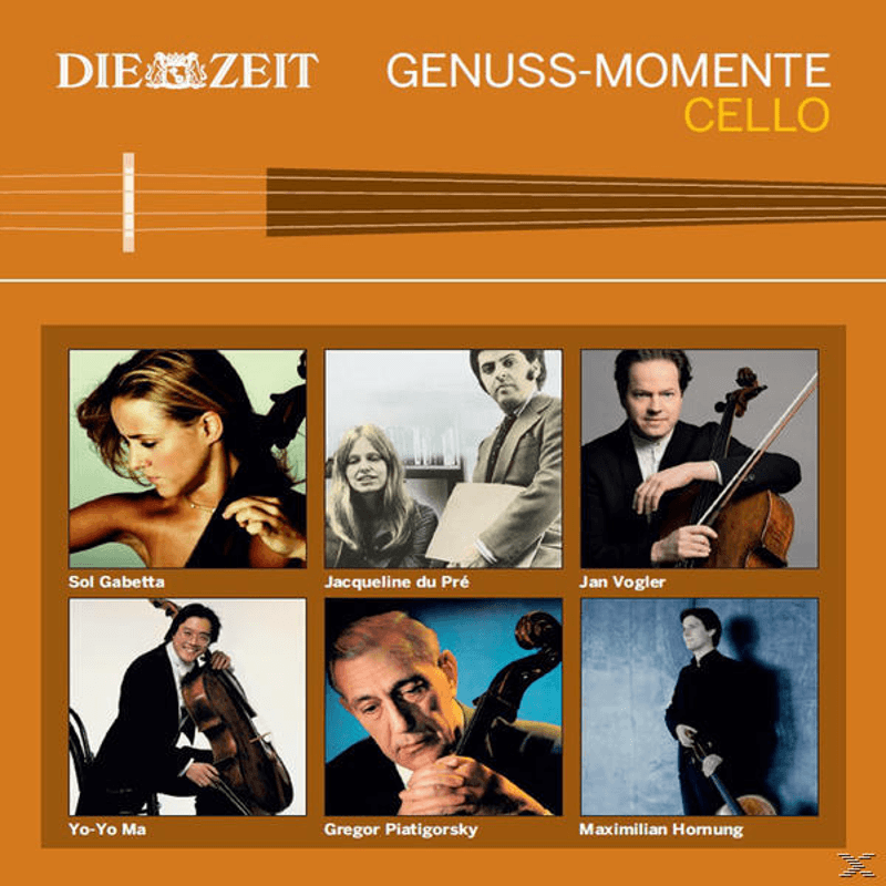 Various - Die Zeit Genuss-Edition Cello (CD)