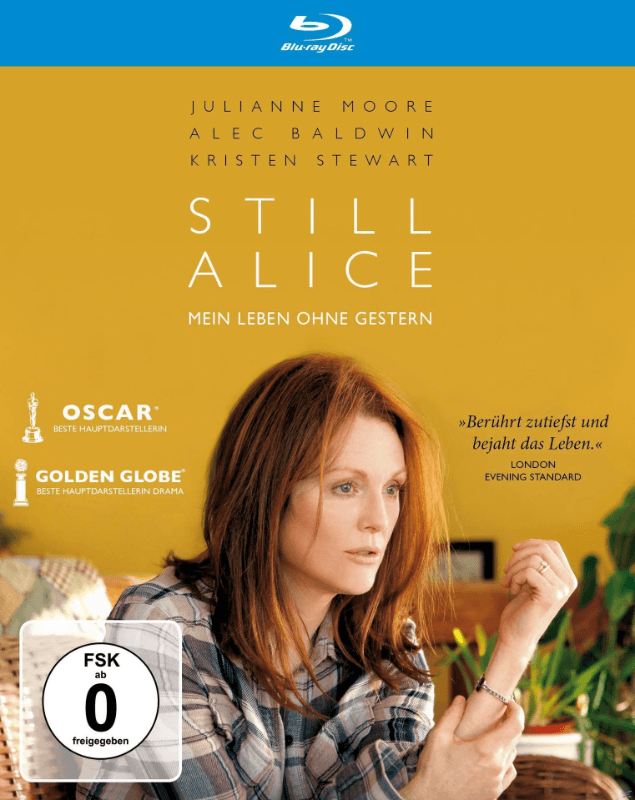 Still Alice Mediabook - (Blu-ray)