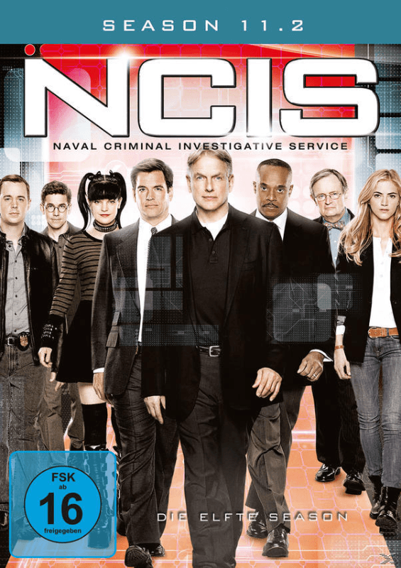Navy CIS – Season 11.2 - (DVD)