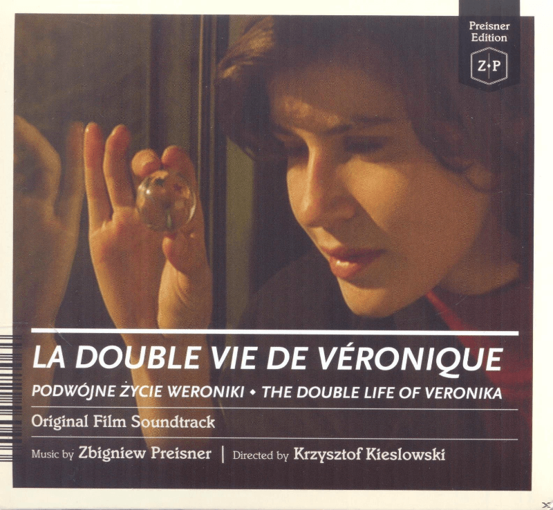 Ost/Kieslowski/Zbigniew Pr - La Double Vie De Veronique - (CD)