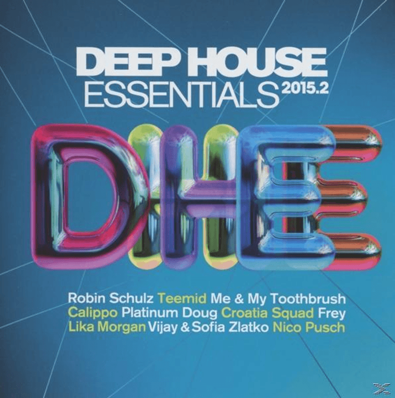 Various - Deep House Essentials 2015.2 (CD)