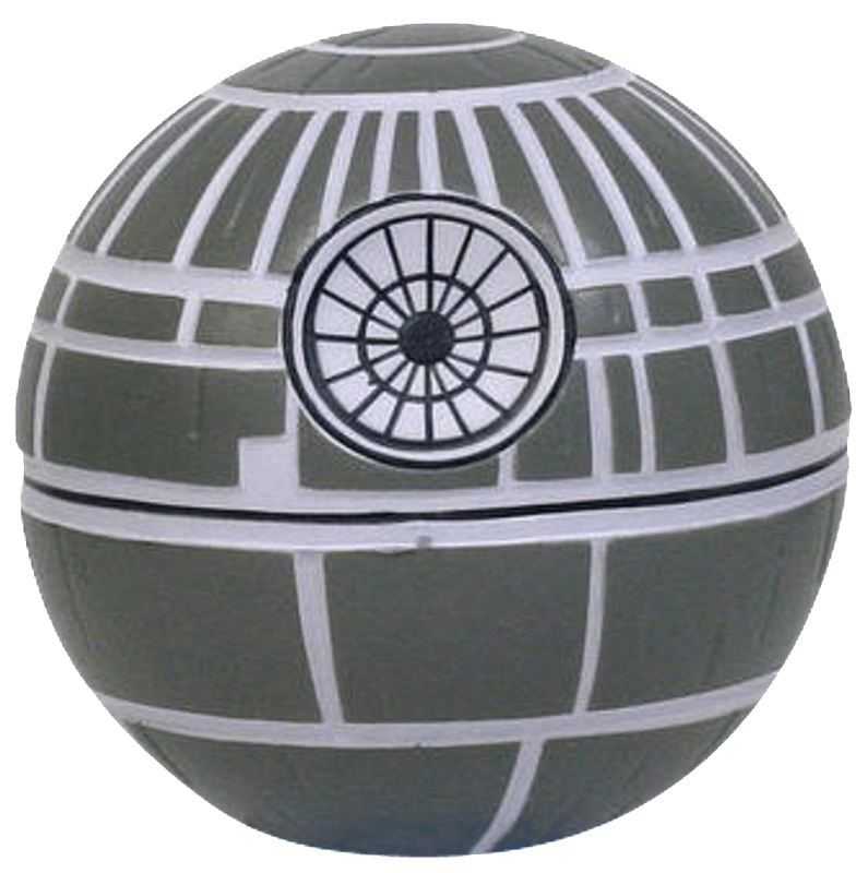 Star Wars Antistress Figur Todesstern/Death Star