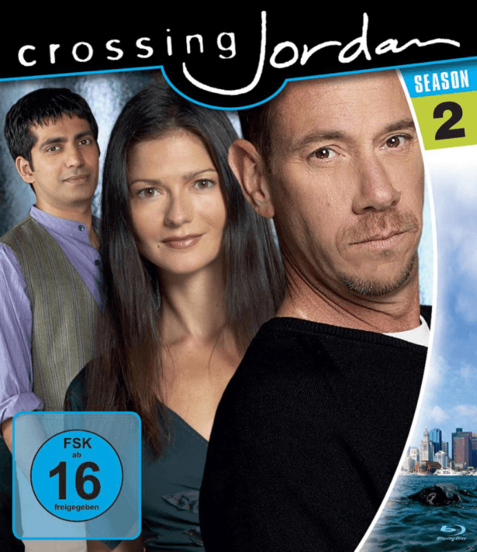 Crossing Jordan - Staffel 2 - (Blu-ray)