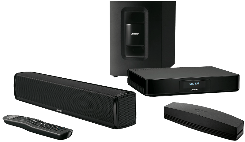bose soundtouch fernbedienung bose soundtouch lll. Black Bedroom Furniture Sets. Home Design Ideas