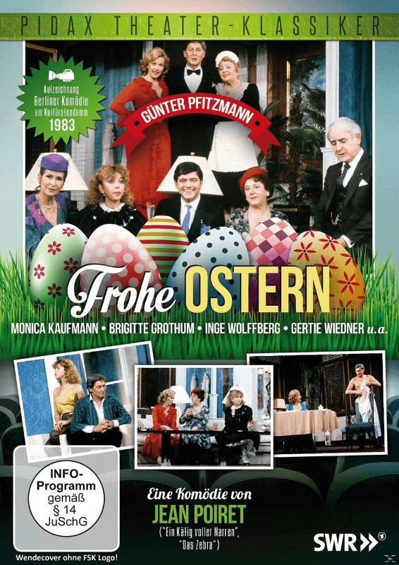 Frohe Ostern - (DVD)