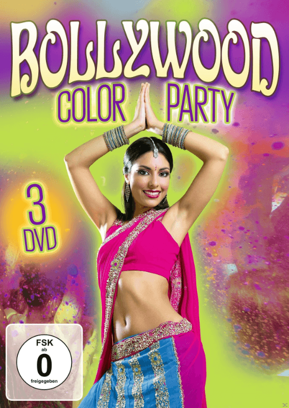 Various - BOLLYWOOD COLOR PARTY - (DVD)
