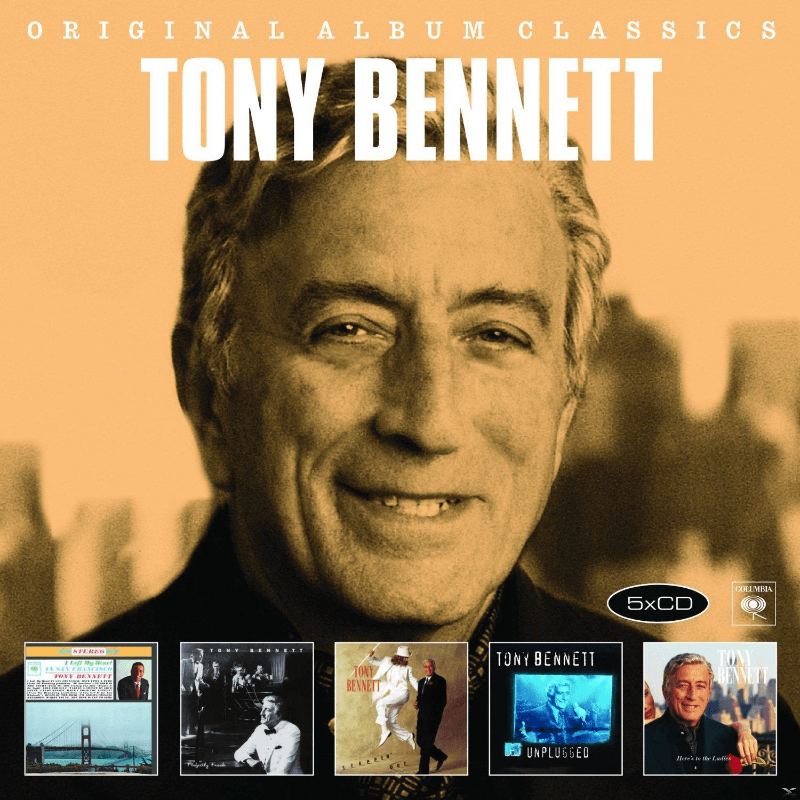 Tony Bennett - Original Album Classics (CD)
