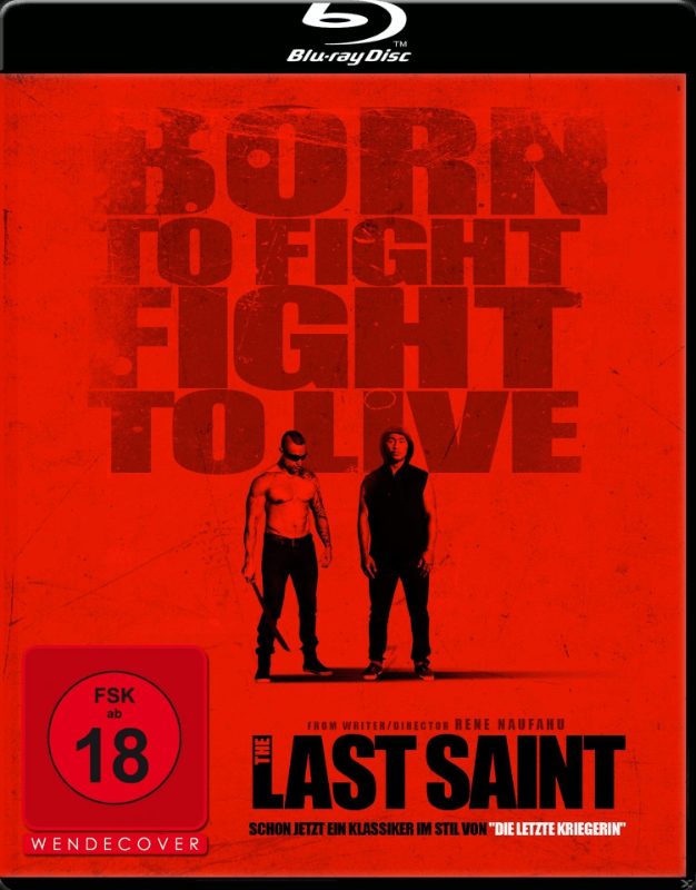 The Last Saint - (Blu-ray)