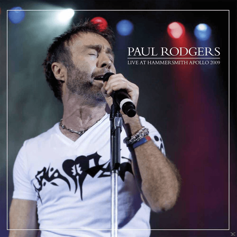Paul Rodgers - Live At Hammersmith 2009 - (Vinyl)