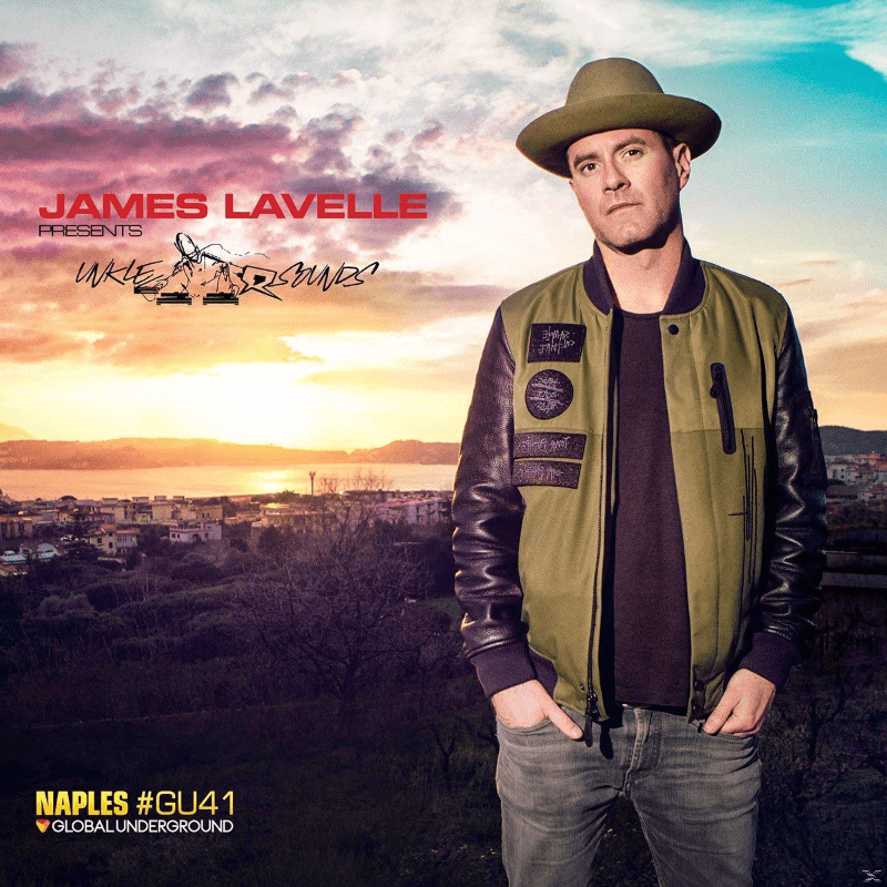 James Lavelle Presents Unkle Sounds - James Lavelle Pres.Unkle Sounds-Naples(Deluxe Edt. - (CD)