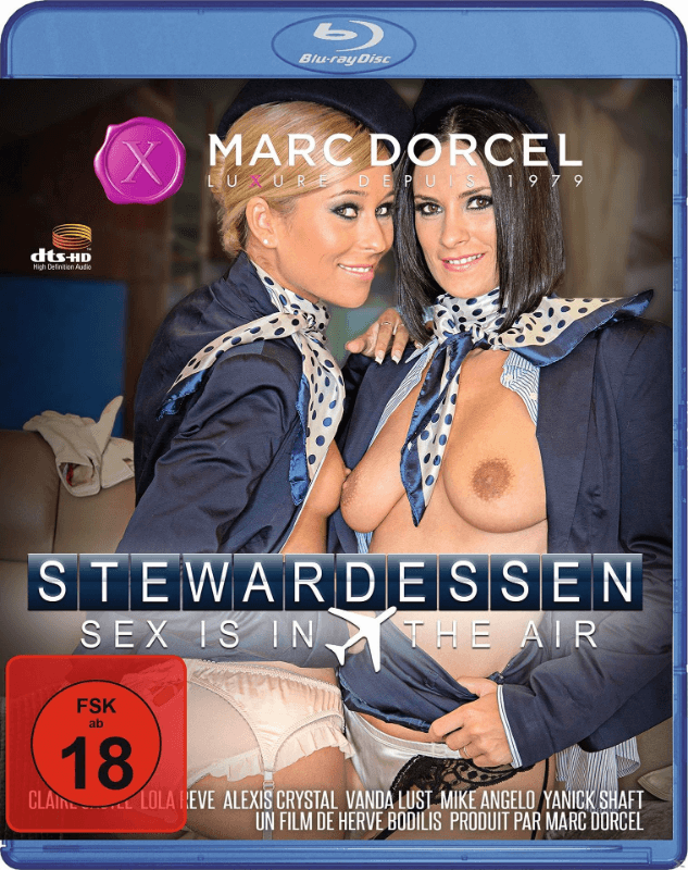 Stewardessen - Sex Is in the air - (Blu-ray)