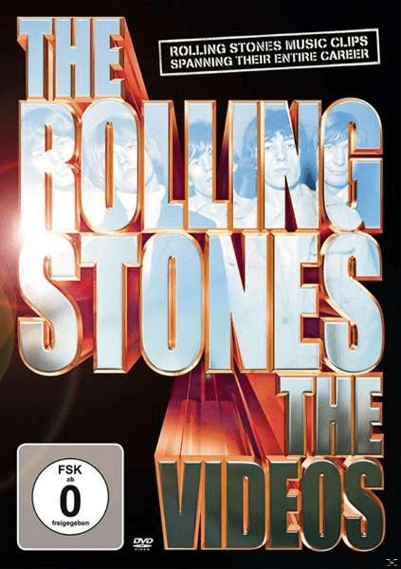 The Rolling Stones - Rolling Stones-The Videos - (DVD)