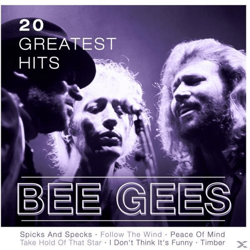 Bee Gees - 20 Greatest Hits-Limitierte - (CD)