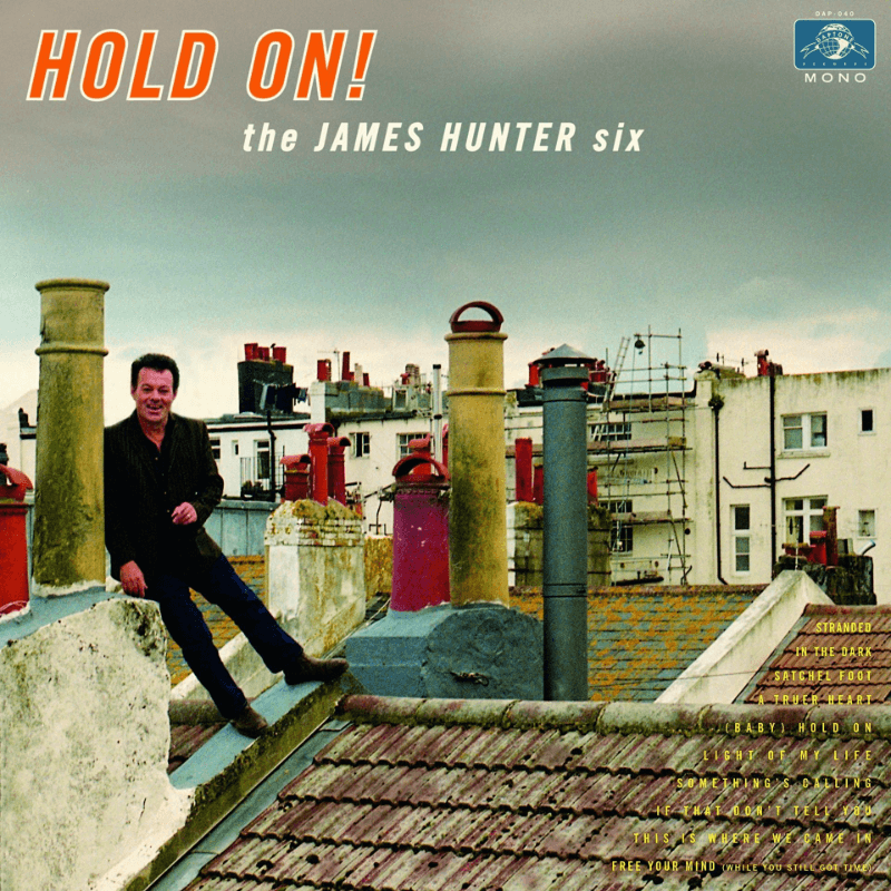The James Hunter Six - HOLD ON! (+MP3) - () bei SATURN.de