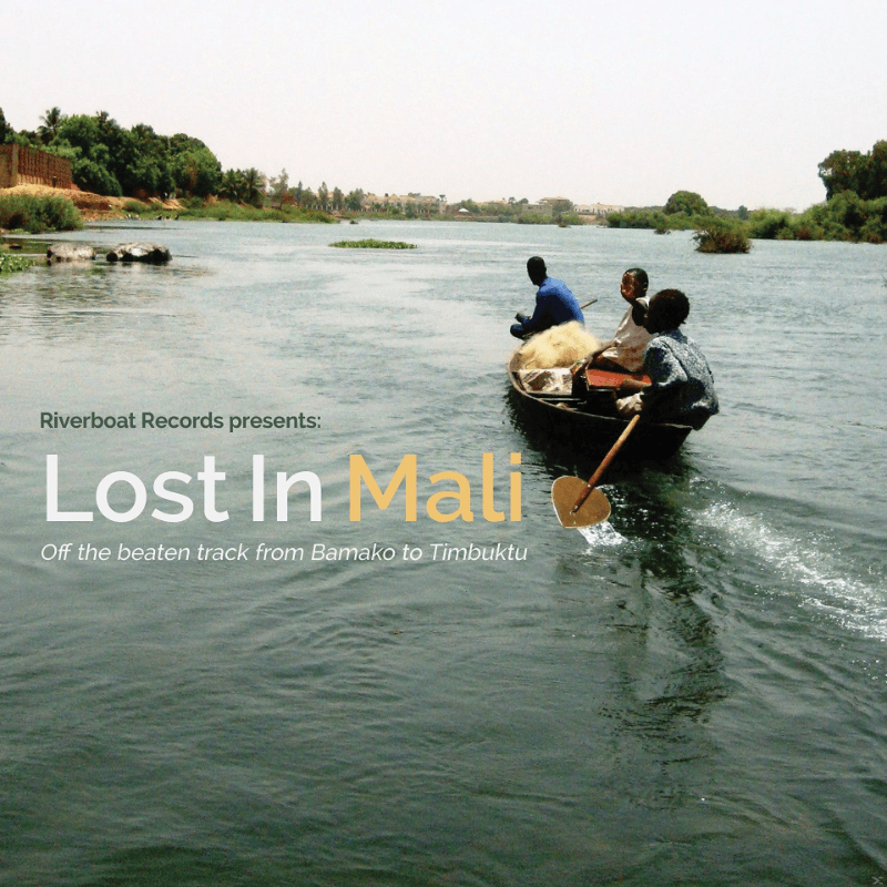 Various - Lost In Mali - ()