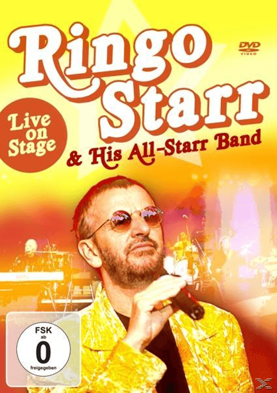 Ringo & His All Starr Band Starr - Live On Stage - (DVD)