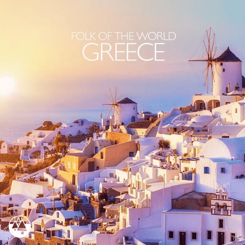 VARIOUS - Greece - (CD)
