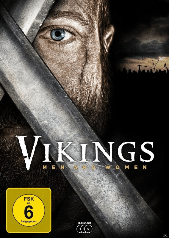 Vikings - Men and Women! - (DVD)