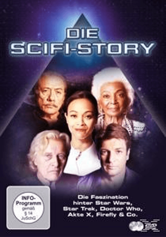 DIE SCI-FI STORY (EDITION) - (DVD)