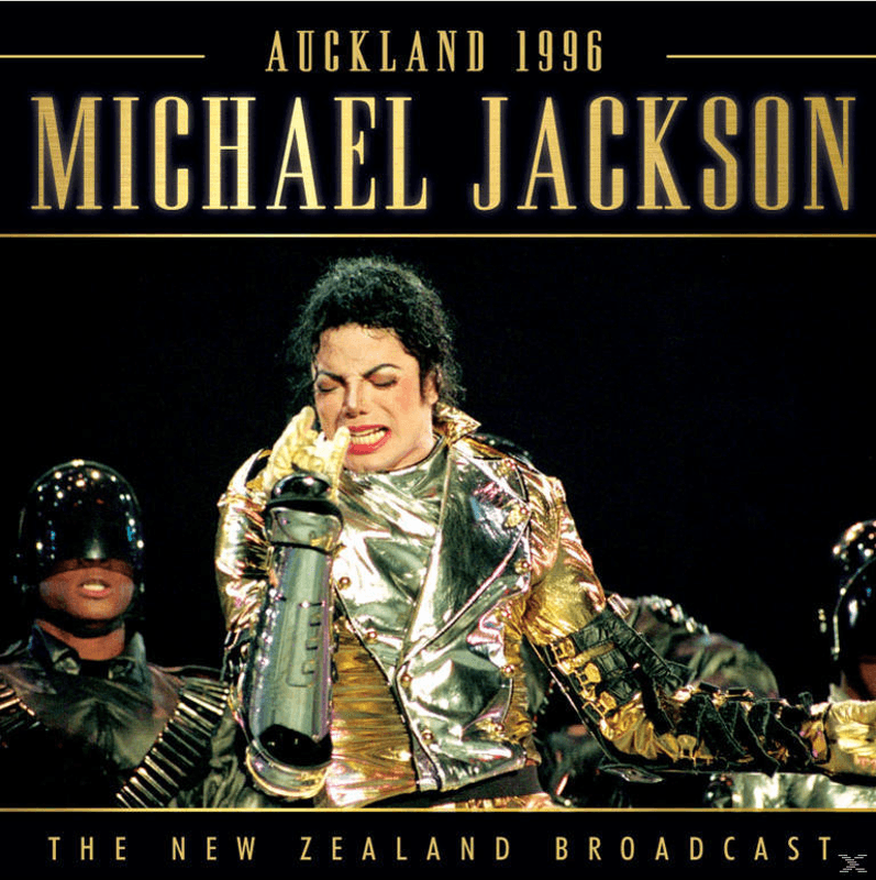Michael Jackson - Auckland 1996 - (CD)