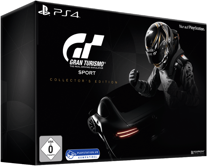 Gran Turismo Sport - Collector´s Edition PlayStation 4