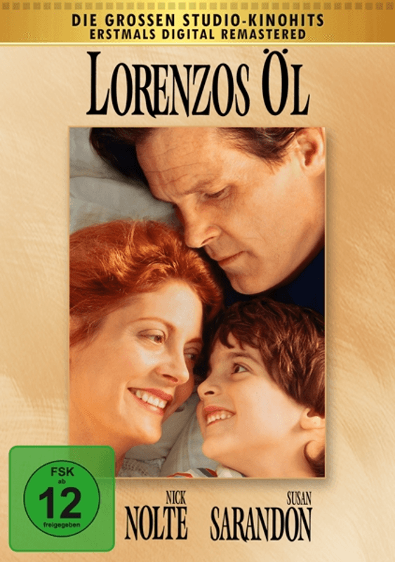 Lorenzos Öl-Digital Remastered - (DVD)